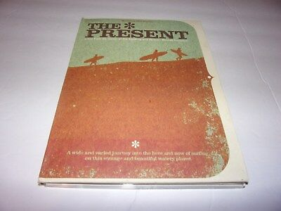 The Present Dvd  RARE ( A woodshed Film) Surfing (2009)