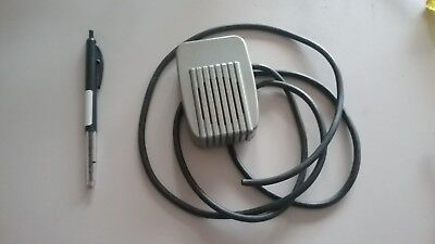 Vintage Microphone Ronette  HM7 ? - FC 5-7500-7 Capsule  - 1950's Untested