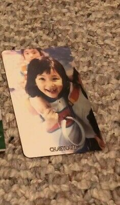 twice the story begins Chaeyoung  photocard Set