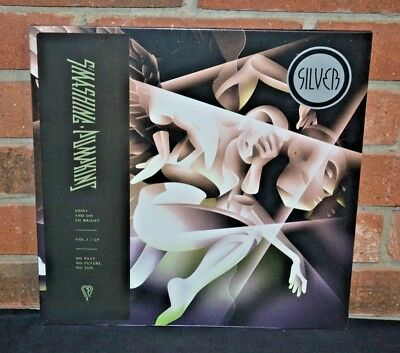 THE SMASHING PUMPKINS - Shiny And Oh So Bright Vol. 1, Ltd SILVER VINYL LP New!