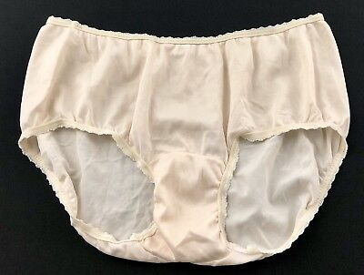 Vtg Sheer Nylon Panty by Hensen Kickernick · Vintage 60's Era Panties · M/6