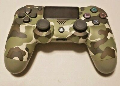 Sony PS4 PlayStation 4 DualShock 4 Wireless Controller - Urban Camo (PD37)