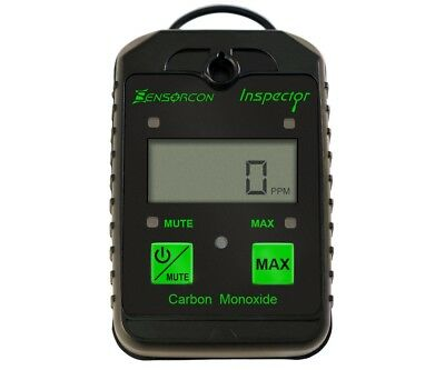 Sensorcon Portable Carbon Monoxide CO Detector/Meter/Monitor-Test Gas Appliances