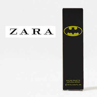 [ZARA BATMAN] Children's Woody Fragrance Perfume Eau De Toilette 10ml SPAIN NEW