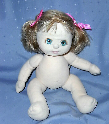 My Child Doll - Taiwanese with Blue Eyes and Ash Blond Hair (WAIF)