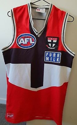 St Kilda Saints Football Club Sekem AFL Jumper Jersey