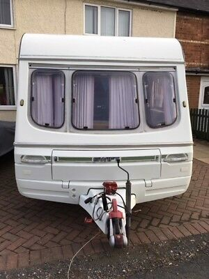 Swift Caravan 4 berth