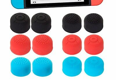 Thumbgrips Extenders for Nintendo Switch Joy Controller  (1 Pair) Silicone Grips
