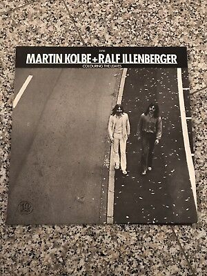 Martin Kolbe + Ralf Illenberger: Colouring The Leaves (Vinyl)