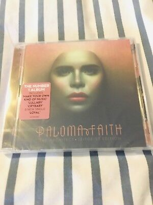 Paloma Faith-2cd-The Architect -Zeitgeist Edition- new.