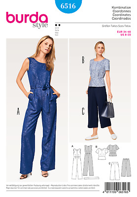 Sewing Patterns Burda Women Multi Patterns/Co ordinates