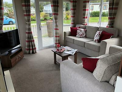 Holiday Home For Sale 12 Month Owners Only Park Near Perranporth Cornwall