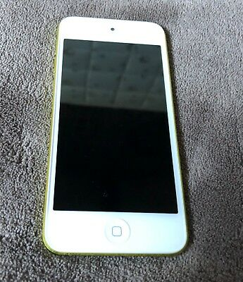 Apple iPod Touch 32GB Yellow (5th Generation) A1421