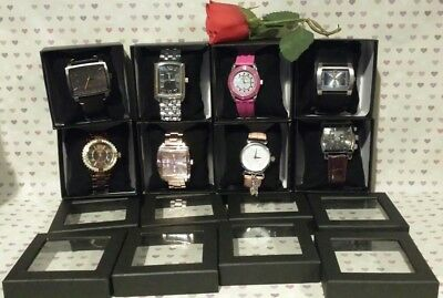 Job Lot Of Watches Mens/ Ladies Next, Asos & River Island Valentines Gifts J60