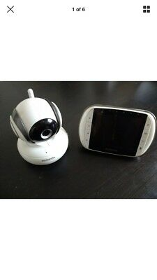 Motorola MBP36S Night Vision Digital Camera Video Baby Monitor
