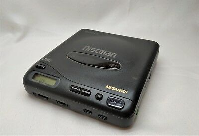 Sony Walkman D-11 Portable CD-player