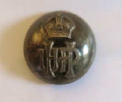 Indian Army. United Provinces Horse Tunic Button.