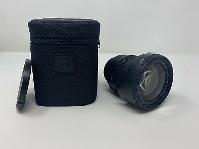 sigma 17-50 mm - Perfect Condition - F2.8 Ex Dc Os