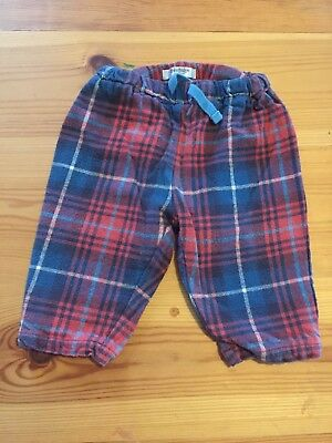 Baby Boden Boys Baggies Trousers Age 3-6 Months