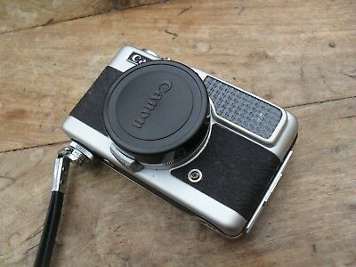 vintage canon demi s camera photography lens 30mm 1:1.7