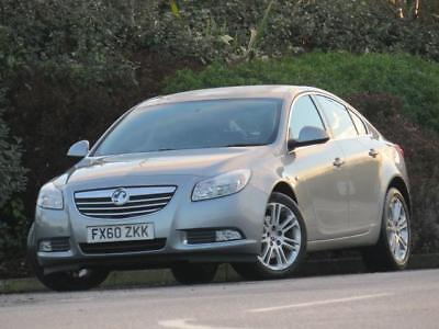 Vauxhall/Opel Insignia 2.0CDTi 16v ( 160ps ) auto 2010 MY Exclusiv 69,000 MILES