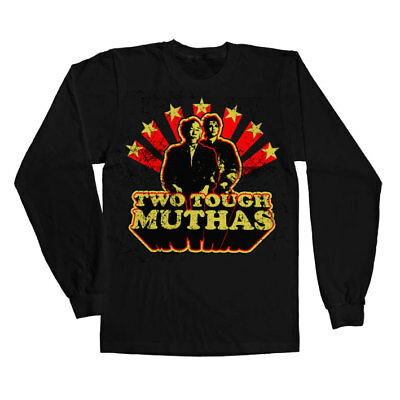 Official Licensed Karate Kid - Two Tough Muthas Long Sleeve T-Shirt S-3XL