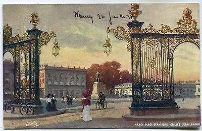 CPA - Carte Postale -  France - Nancy - Place Stanislas - 1908 (SV6939)