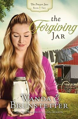 The Forgiving Jar (The Prayer Jars) By Wanda E. Brunstetter (2019, Paperback)