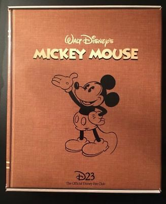 Disney D23 2018 Gold Member Gift  - Mickey Mouse from Walt Disney Archive