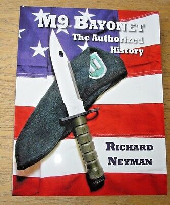 Authorized Phrobis Buck 188 M9 Bayonet Knife Book Color Pages Limited Edition