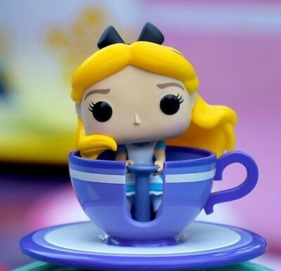 Funko Pop! Rides Alice at the Mad Tea Party Disney Parks Exclusive PRE-ORDER