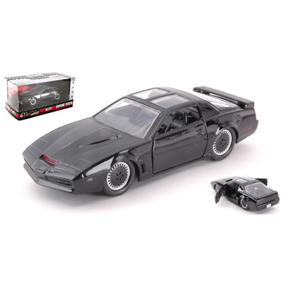 PONTIAC FIREBIRD K.I.T.T. KNIGHT RIDER 1982 cm 13 1:32 Jada Toys Movie Die Cast
