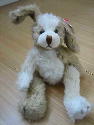 Ty The Attic Treasures Collection   Hund Scruffy