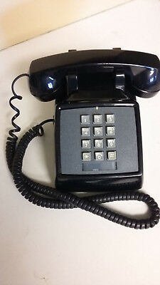 Western Electric - Bell Touch Tone Desk Telephone w/volume control VG