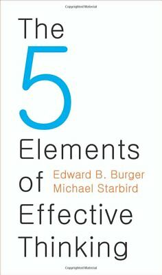 The Five Elements of Effective Thinking Audiobook (Mp3, Download)