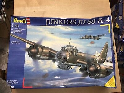 Revell 1:48 Junkers Ju 88 A-4 No. 04531
