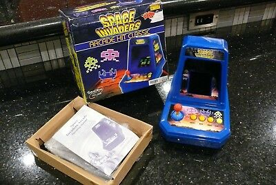 SPACE INVADER Electronic Tabletop Handheld  Game Excalibur    ✨NEW IN BOX✨