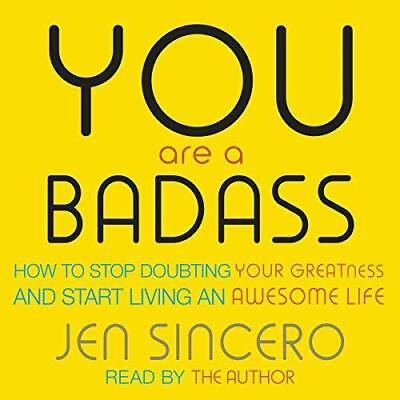 You Are a Badass Audiobook (Mp3, Download)