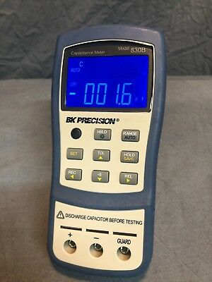 BK Precision Model 830B Capacitance Meter