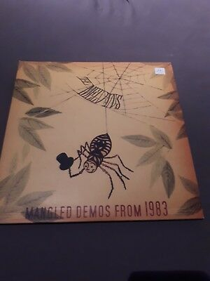 "The Melvins - Mangled demos from 1983, 10"" DLP, Vinyl (2005)"