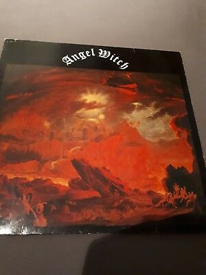 Angelwitch Witch -Angelwitch, LP, Vinyl, (1980)