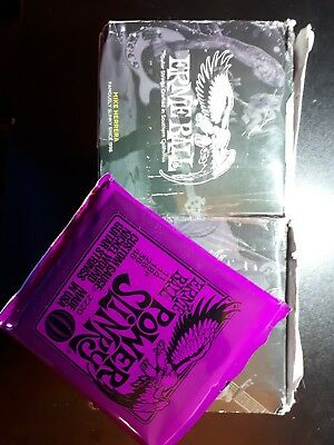 Ernie Ball 2220 Power Slinky 11-48 Electric Guitar Strings *BRAND NEW*, 13 sets
