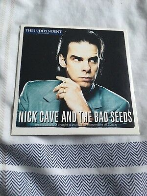 Nick Cave And The Bad Seeds Love Letter Cd Single