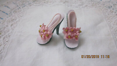 Madame Alexander Elise Spike High Heels - Copies of Very Rare Shoes