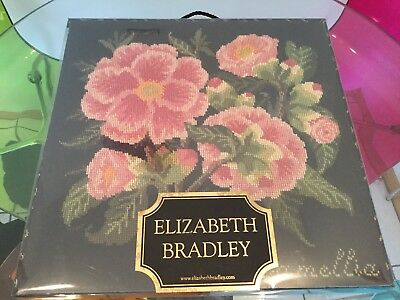 Elizabeth Bradley Tapestry Kit Camellia Rrp £130 New In Box