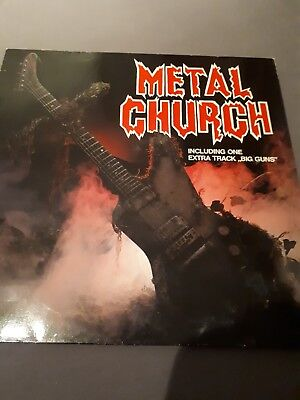 Metal church - Metal church, LP, Vinyl, (1984)