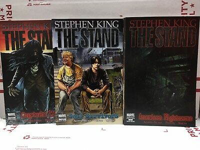 THE STAND - Stephen King Comic Book Lot - 15 Issue Set