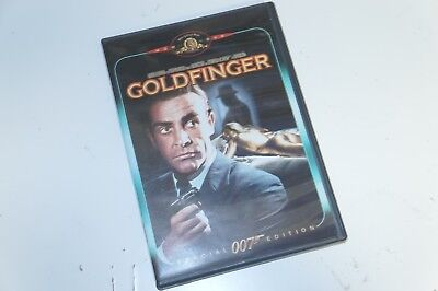 GoldFinger 007 Special Edition DVD