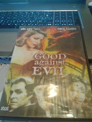 good against evil, (1977, dvd)