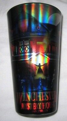 """WINCHESTER MYSTERY HOUSE Collector Souvenir 6"""" Tall Cup Glass Water 3D Print"""